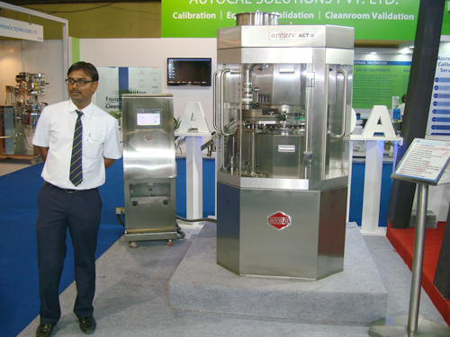 Pharma Pro Pack Expo - Pharmaceutical Machinery Manufacturer