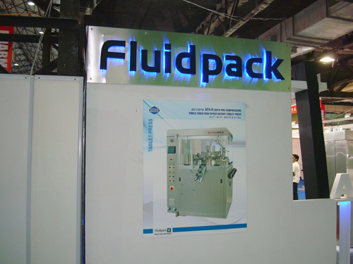 Pharma Pro Pack Expo - Pharmaceutical Machinery Manufacturer Mumbai