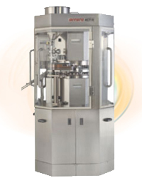 accura act ii single rotary tablet press machine