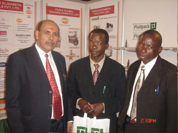 Pharmaceutical Machineries Manufacturers Expo Africa