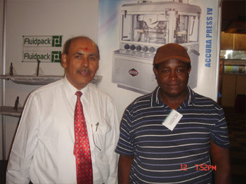 Pharmaceutical Machineries Exporters Expo Africa
