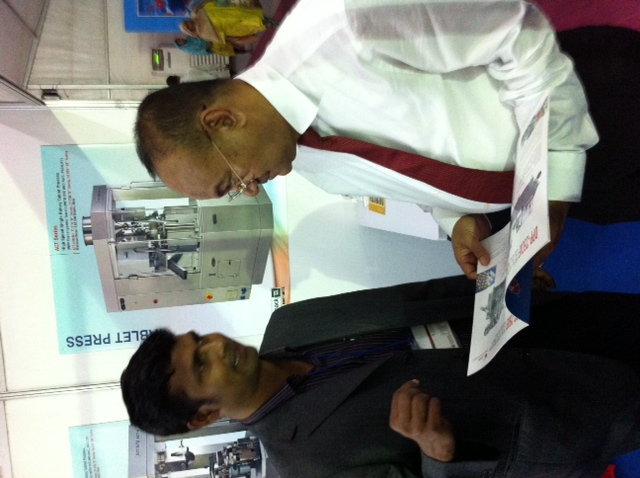 Tableting Machines Manufacturer Exhibition Bangladesh