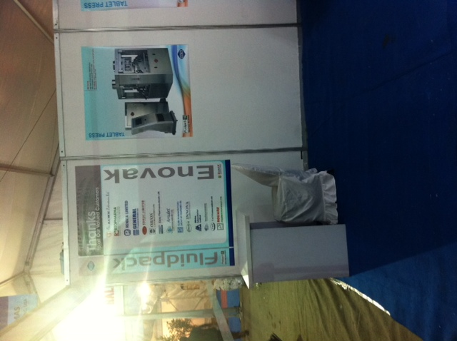 Tableting Machines Exporters Exhibition Bangladesh
