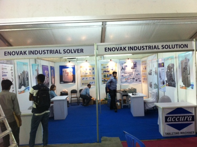 Pharmaceutical Machineries Exhibition Bangladesh