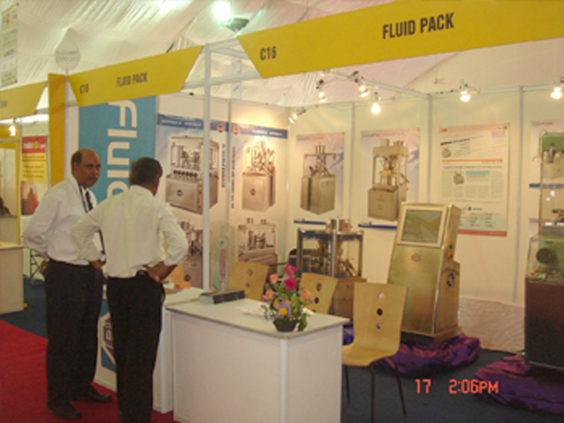 Roll Compactor Machines Exhibition IPC 2010