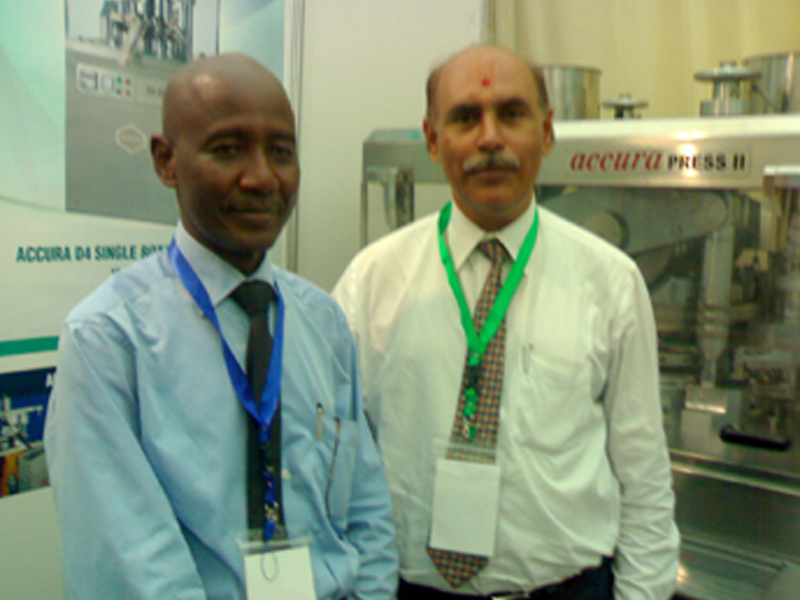 Pharmaceutical Machineries Nigeria Exhibition 2011