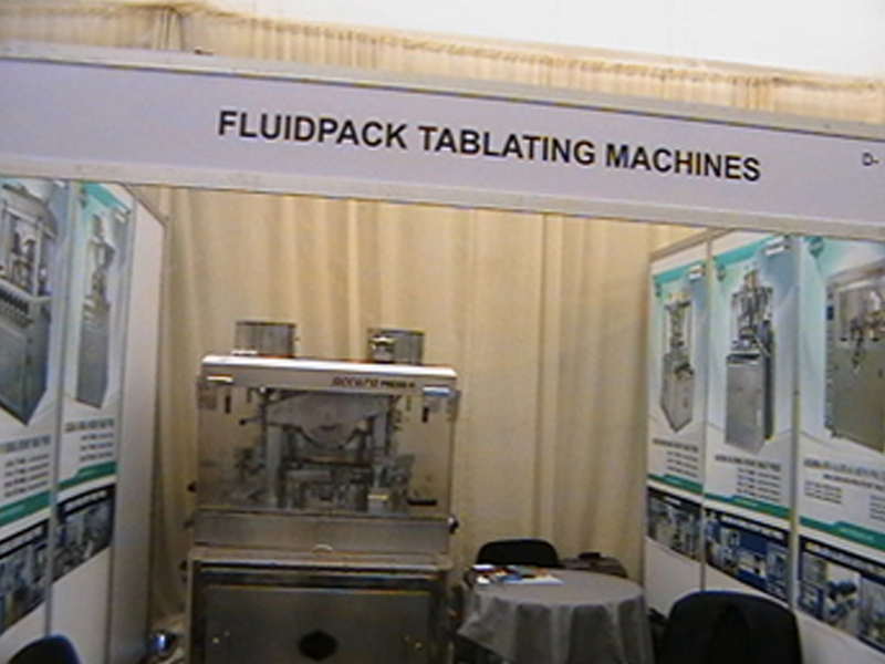Tablet Press Machines Nigeria Exhibition 2011