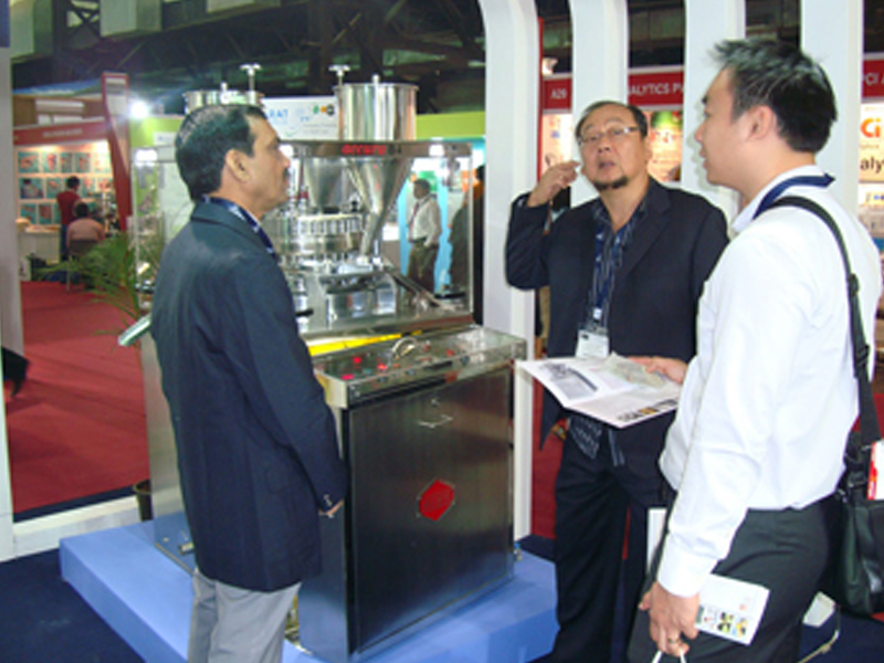 Pharmaceutical Machineries Exhibition P-Mac