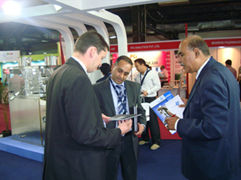 Pharmaceutical Machinery Exhibition P-Mac
