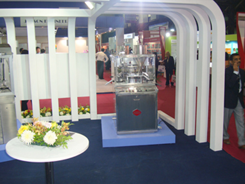 Tableting Machine Exporters Exhibition P-Mac
