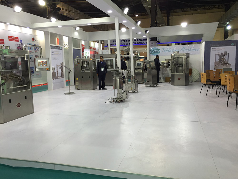 Pharmaconex - Pharmaceutical Machinery Exporter Expo
