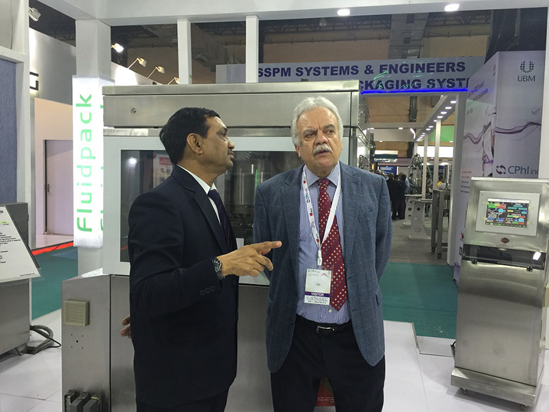 Pharmaconex - Pharmaceutical Machinery Suppliers Expo