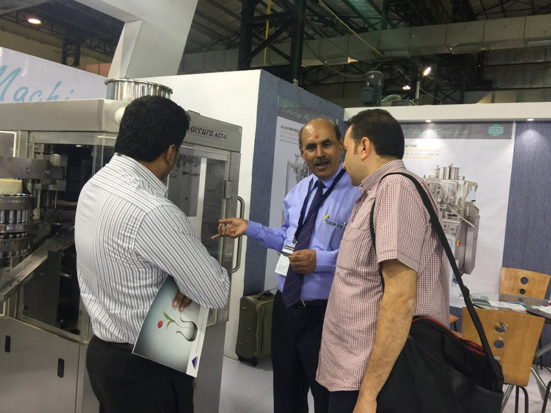Pharmaceutical Machinery Expo