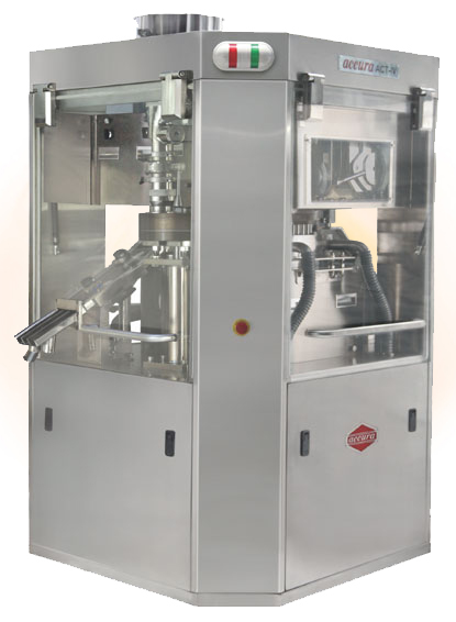 """Accura"" Model Act-iv High Speed Double Rotary Tablet Press"