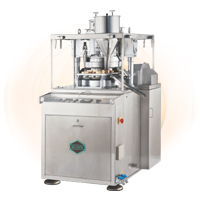 """ACCURA"" MODEL B4-Double Sided Rotary Tablet Press"