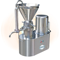 """ACCURA"" MODEL Colloid Mill (cGMP Model, Horizontal Type)"