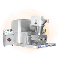 """ACCURA"" MODEL Roll Compactor cGMP"