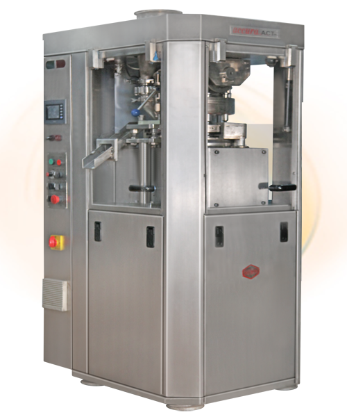 "Single Rotary Tablet Press (""Accura"" Model Act- I)"