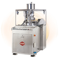 """ACCURA"" MODEL D4-Single Sided Rotary Tablet Press"