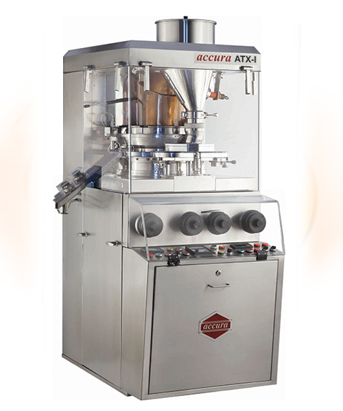 "High Speed Tablet Press – ""ACCURA"" MODEL ATX-I"