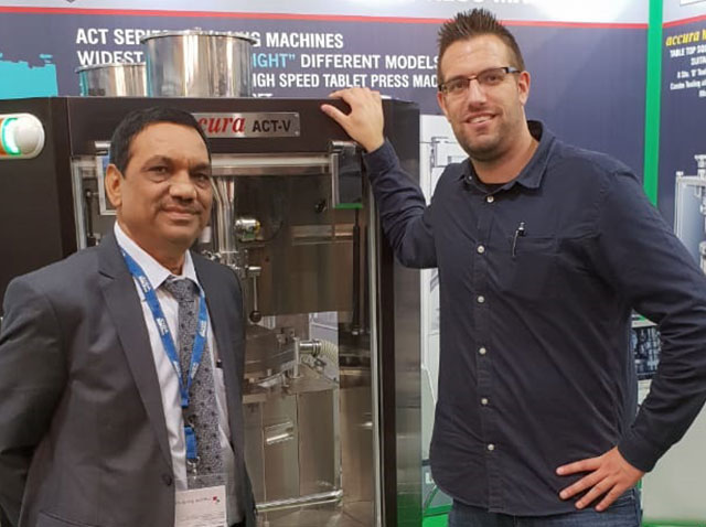 Pharmaconex - Pharmaceutical Machineries Supplier Expo