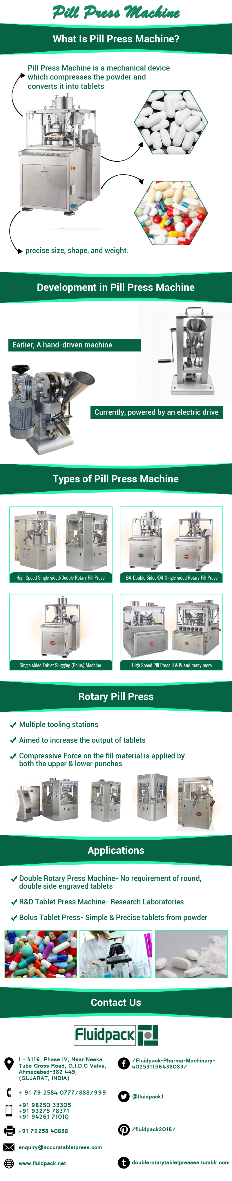 pill press machine exporter
